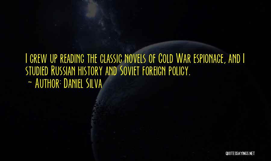Best Classic Novels Quotes By Daniel Silva