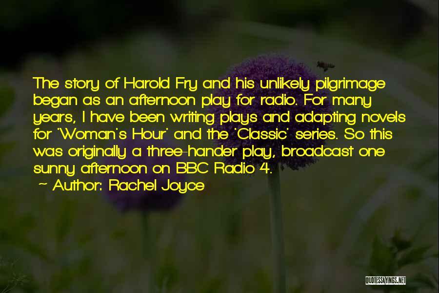 Best Classic Novels Quotes By Rachel Joyce