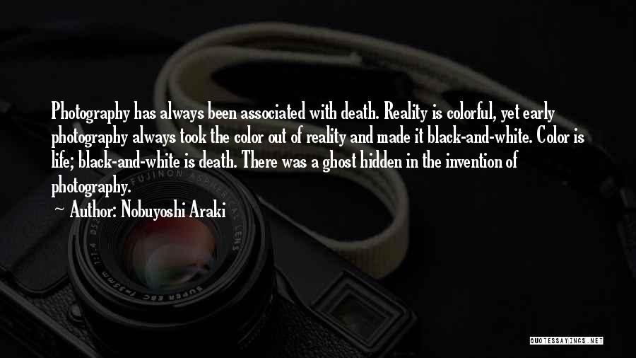 Best Colorful Quotes By Nobuyoshi Araki