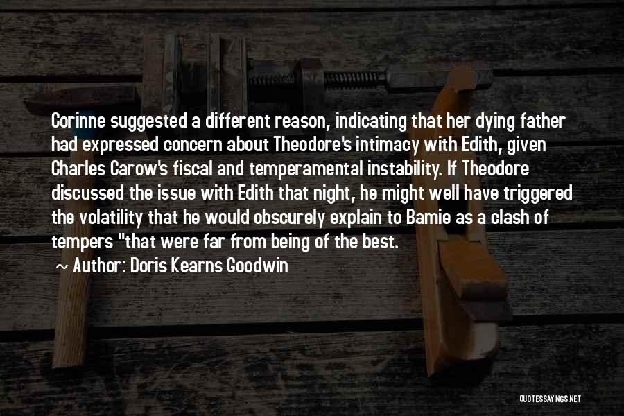Best Concern Quotes By Doris Kearns Goodwin