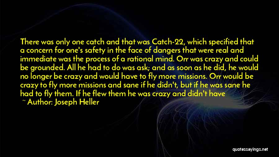 Best Concern Quotes By Joseph Heller
