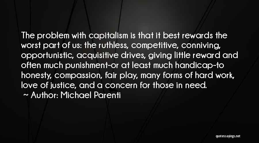 Best Concern Quotes By Michael Parenti