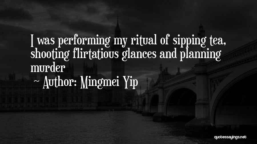 Best Courtesan Quotes By Mingmei Yip