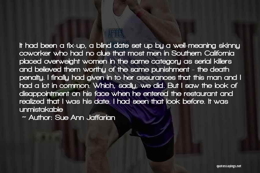 Best Coworker Quotes By Sue Ann Jaffarian
