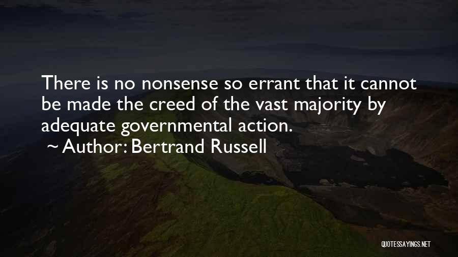 Best Creed Quotes By Bertrand Russell