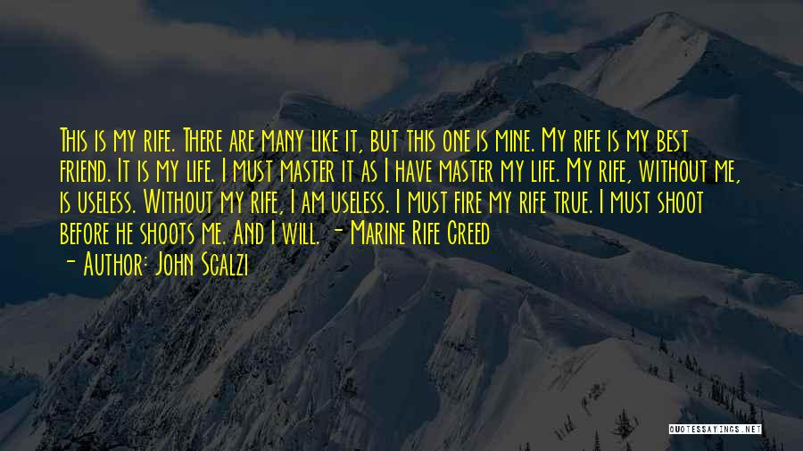 Best Creed Quotes By John Scalzi