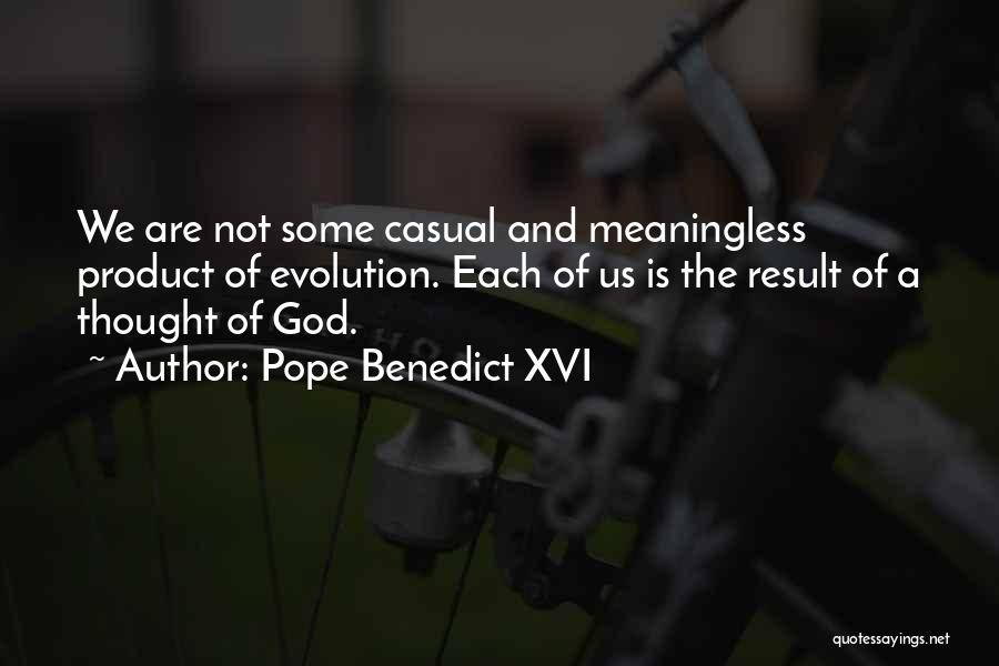 Best Creed Quotes By Pope Benedict XVI