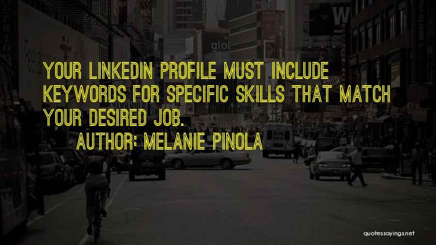 Best Cv Quotes By Melanie Pinola
