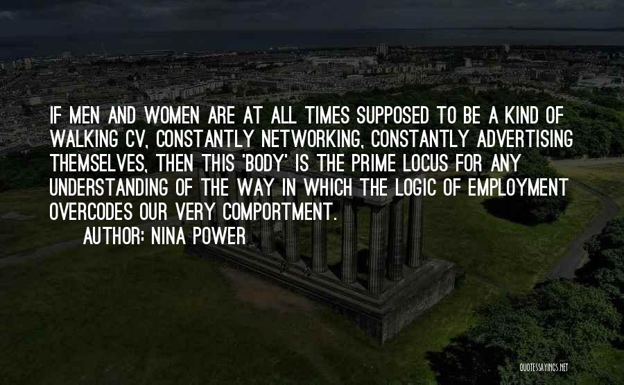 Best Cv Quotes By Nina Power