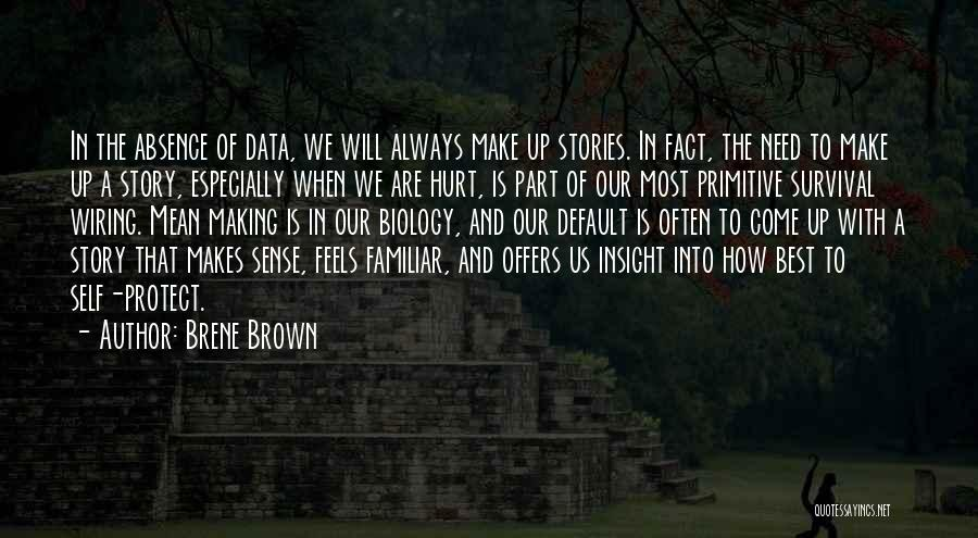 Best Data Quotes By Brene Brown