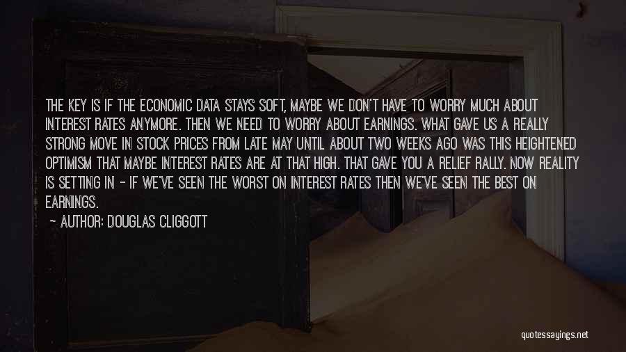 Best Data Quotes By Douglas Cliggott