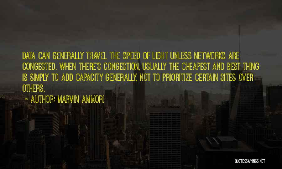 Best Data Quotes By Marvin Ammori