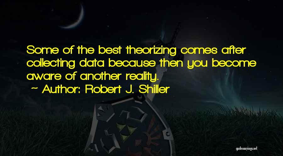 Best Data Quotes By Robert J. Shiller