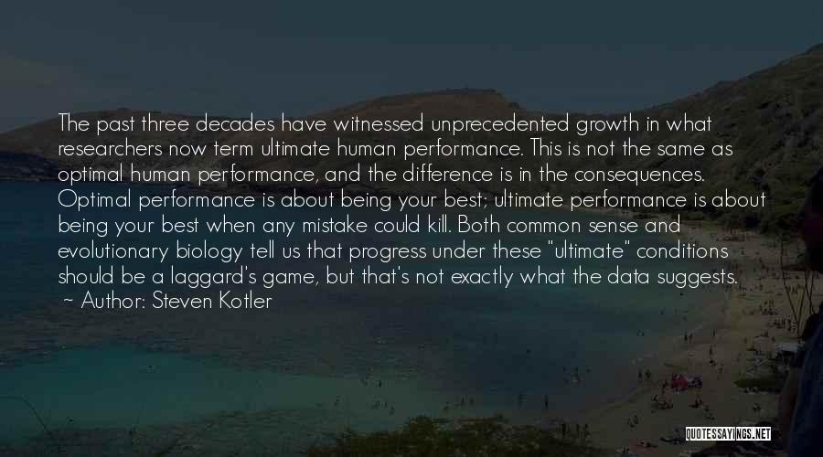 Best Data Quotes By Steven Kotler