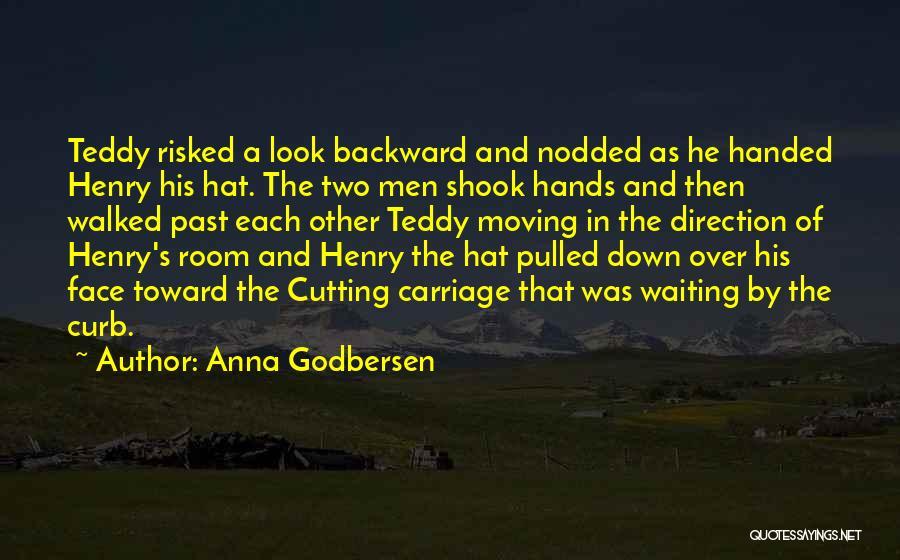 Best Deceit Quotes By Anna Godbersen