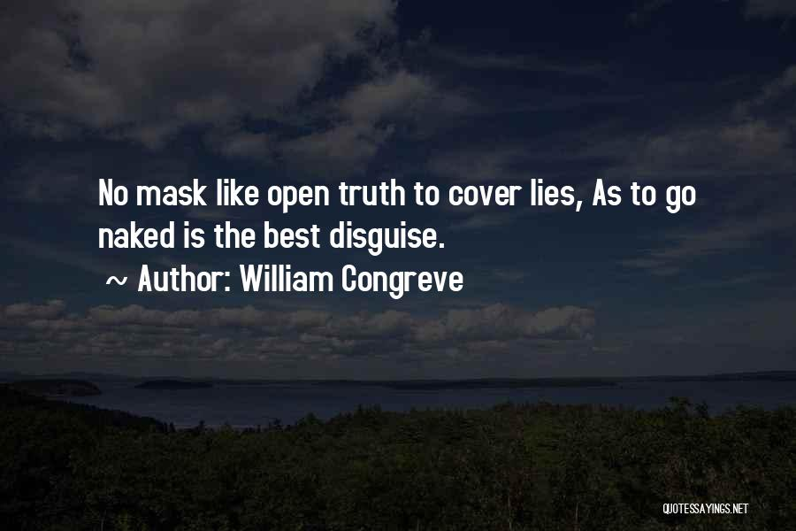 Best Deceit Quotes By William Congreve