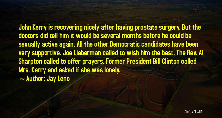 Best Doctors Quotes By Jay Leno