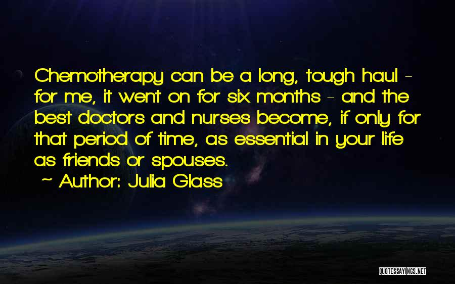 Best Doctors Quotes By Julia Glass