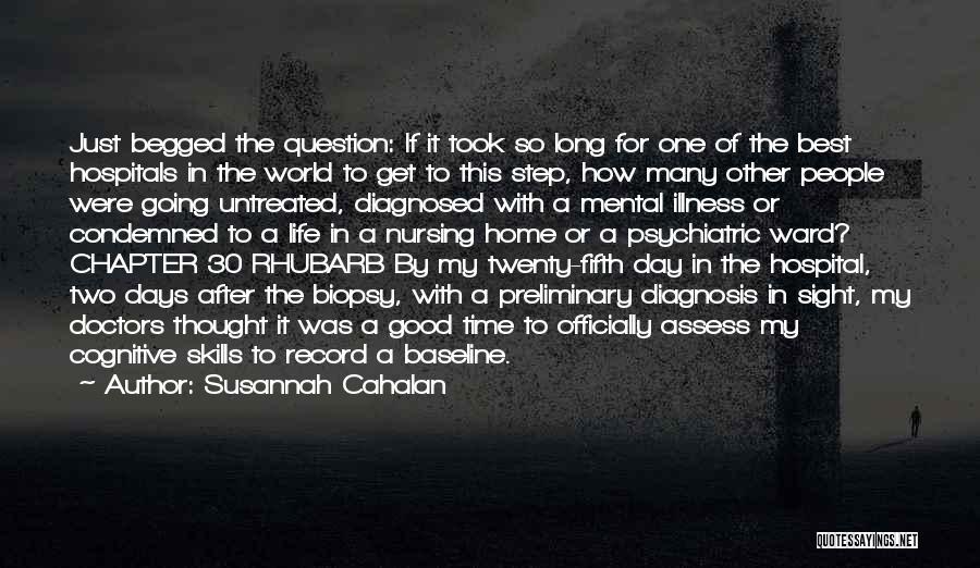 Best Doctors Quotes By Susannah Cahalan