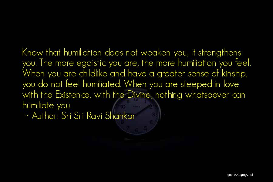 Best Egoistic Quotes By Sri Sri Ravi Shankar