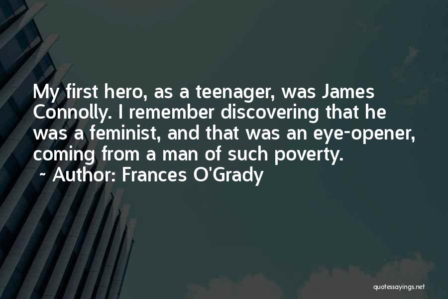 Best Eye Opener Quotes By Frances O'Grady
