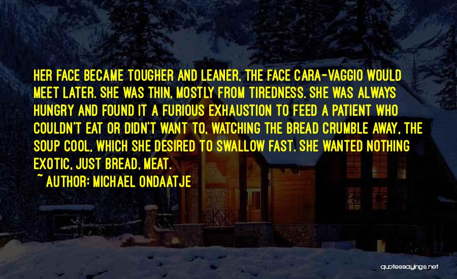 Best Fast Furious Quotes By Michael Ondaatje