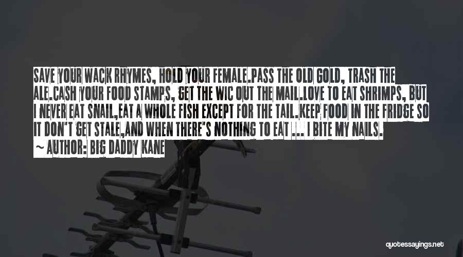 Best Female Rap Quotes By Big Daddy Kane