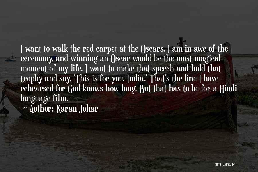 Best Film Hindi Quotes By Karan Johar