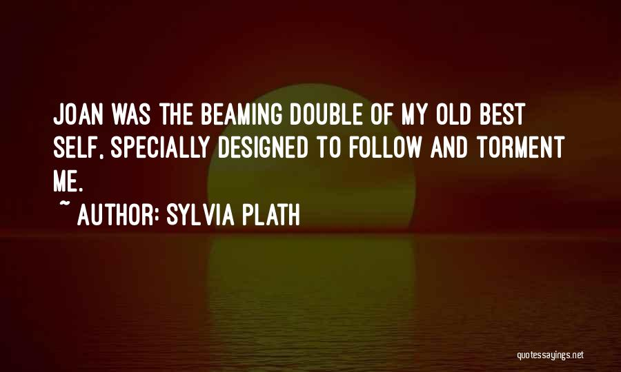 Best Follow Me Quotes By Sylvia Plath