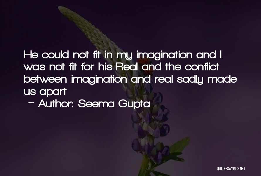 Best Friends Far Apart Quotes By Seema Gupta