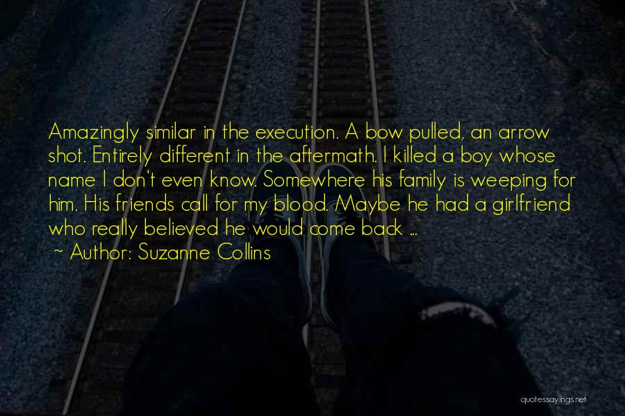Best Friends Girlfriend Quotes By Suzanne Collins