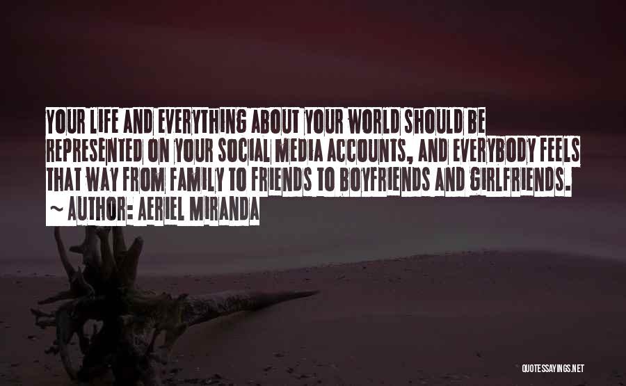 Best Friends Over Boyfriends Quotes By Aeriel Miranda