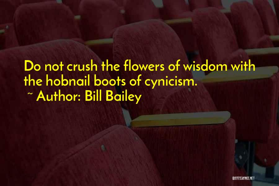 Best Funny Crush Quotes By Bill Bailey