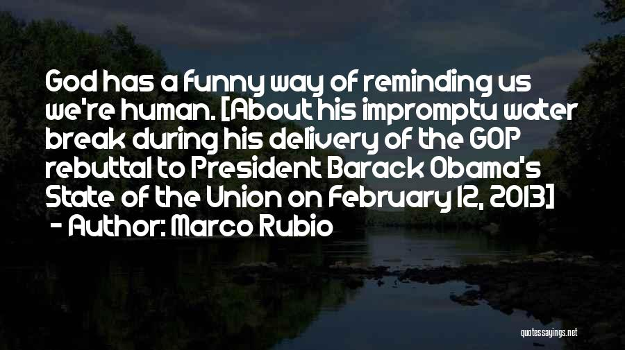Best Funny Obama Quotes By Marco Rubio