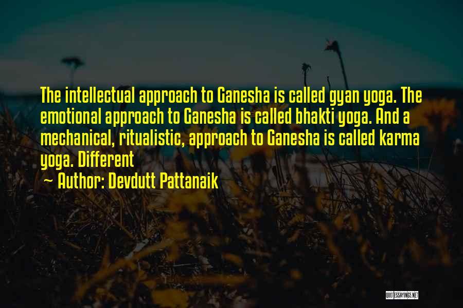Best Ganesha Quotes By Devdutt Pattanaik