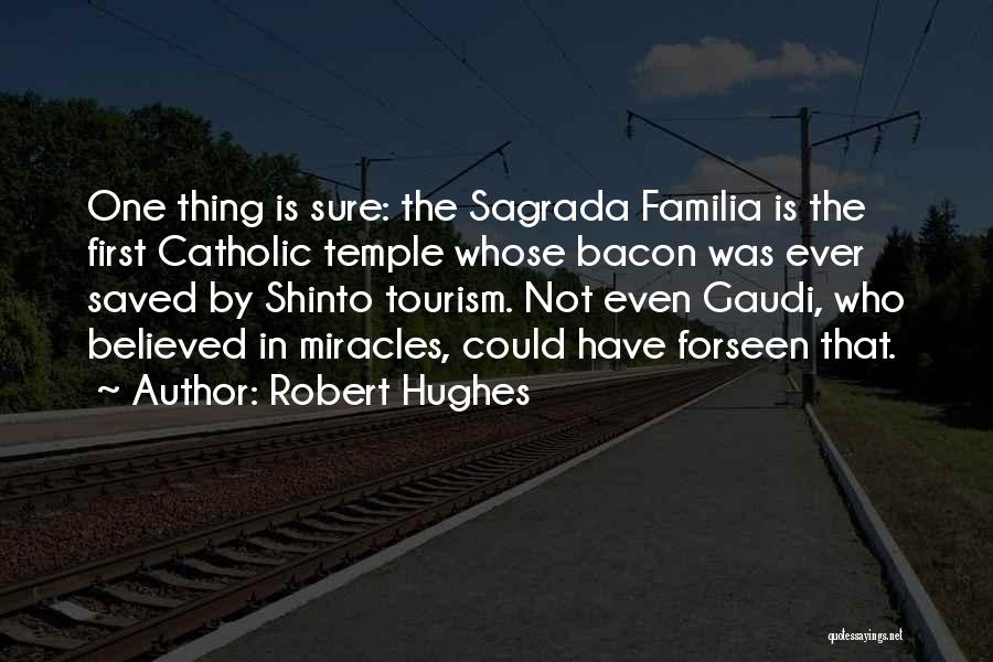 Best Gaudi Quotes By Robert Hughes