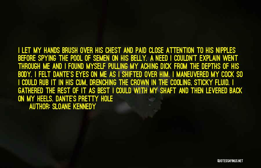 Best Get Back Up Quotes By Sloane Kennedy