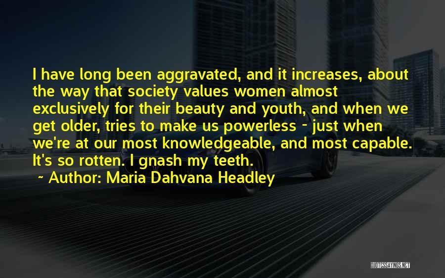 Best Gnash Quotes By Maria Dahvana Headley