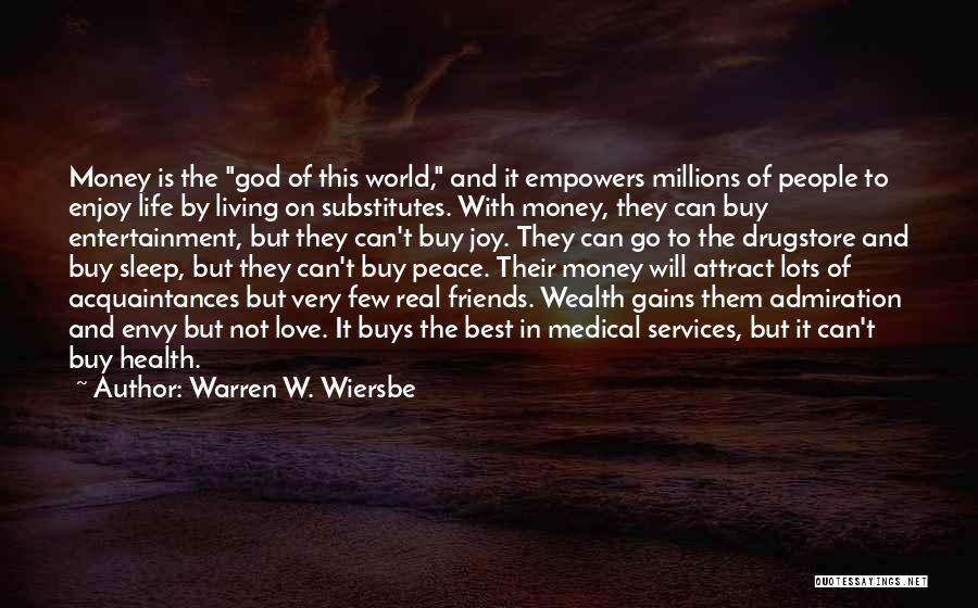 Best Go To Sleep Quotes By Warren W. Wiersbe