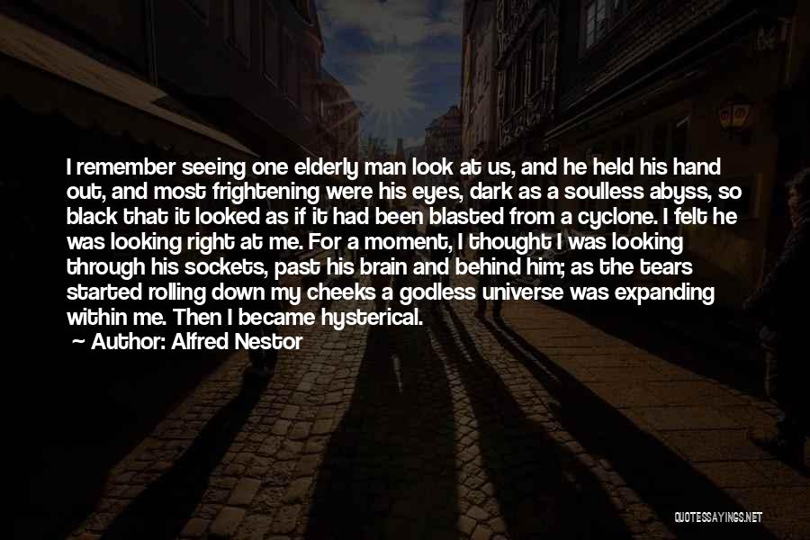 Best Godless Quotes By Alfred Nestor