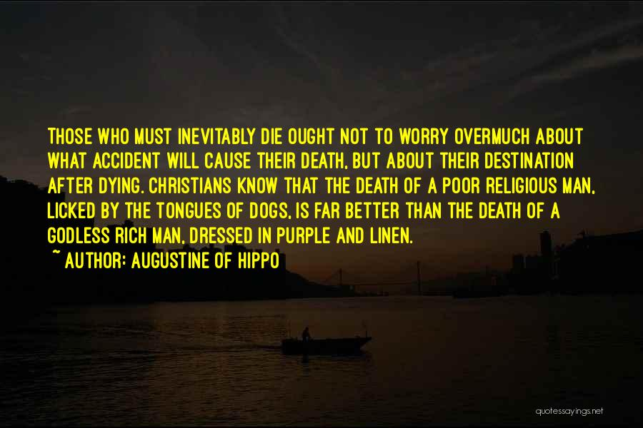 Best Godless Quotes By Augustine Of Hippo