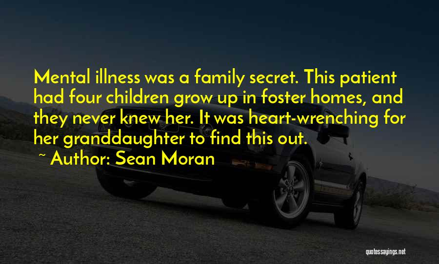 Best Granddaughter Quotes By Sean Moran