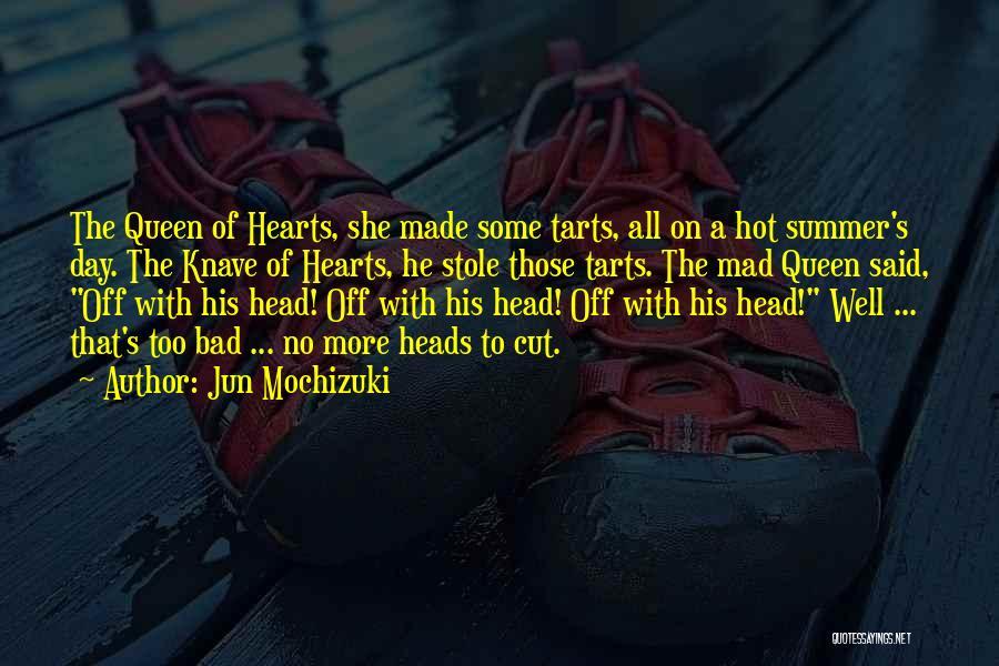Best Headhunter Quotes By Jun Mochizuki