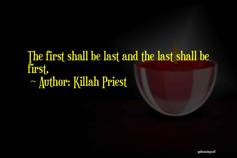 Best Headstone Quotes By Killah Priest