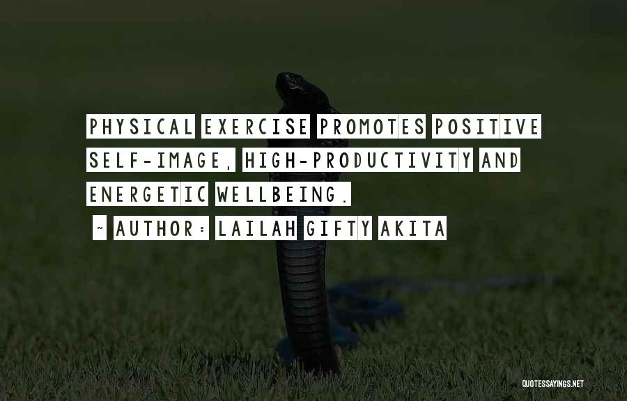 Best Health And Wellbeing Quotes By Lailah Gifty Akita