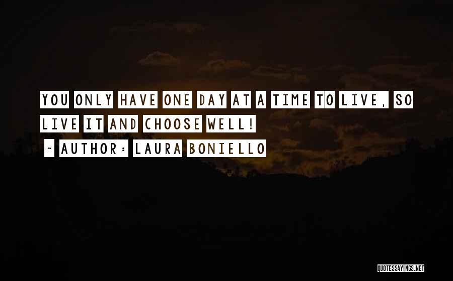 Best Health And Wellbeing Quotes By Laura Boniello