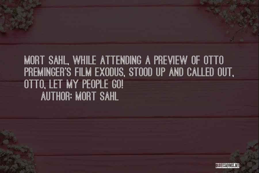 Best Heartland Quotes By Mort Sahl