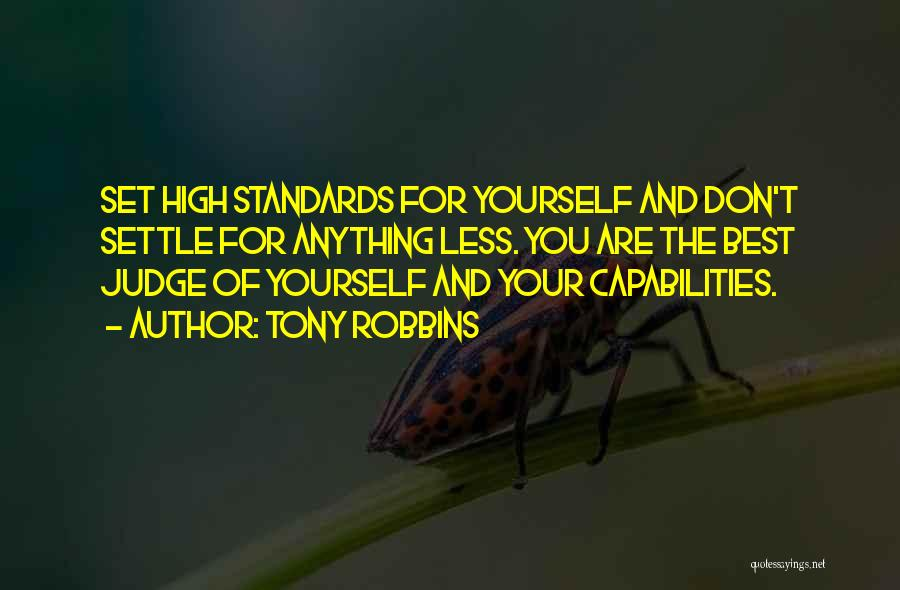 Best High Life Quotes By Tony Robbins