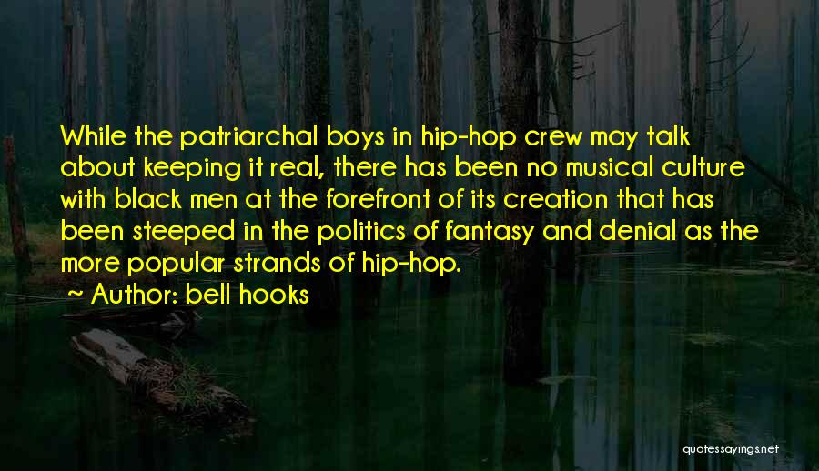 Best Hip Hop Quotes By Bell Hooks