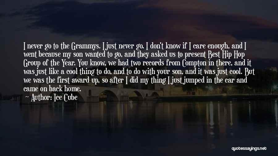 Best Hip Hop Quotes By Ice Cube